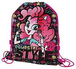 Мешок для обуви. Размер: 43 х 34 х 1 см. Упак: 12/24/96.Equestria Girls