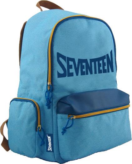 Рюкзак мягкий. Размер: 42,5 х 33 х 17 см.  Seventeen