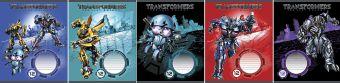 Тетр 12л скр А5 кл TR151/5-EAC полн УФ лак Transformers Prime