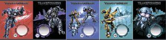 Тетр 12л скр А5 лин карт TR152/5-EAC полн УФ лак Transformers Prime