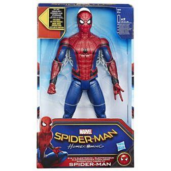 SPIDER-MAN - Spider Man Фигурка электорнная Титан (B9693) обложка книги