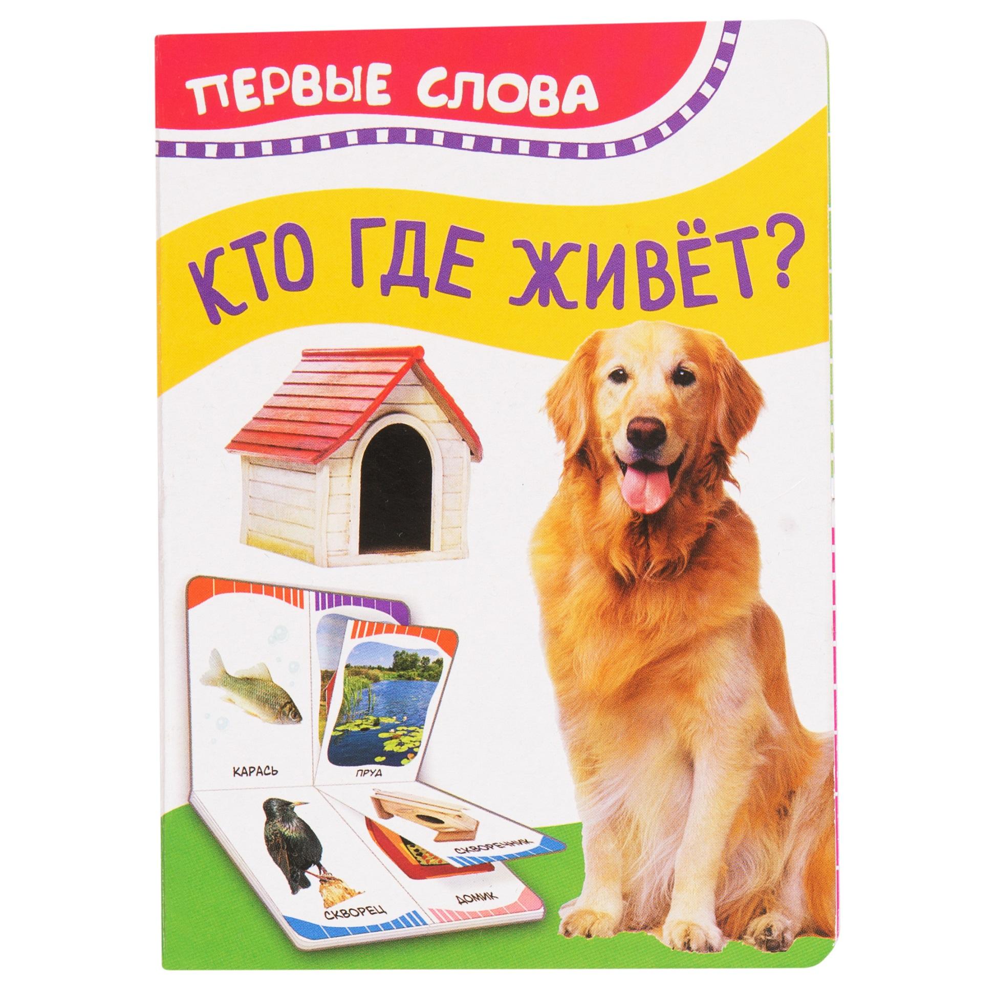 цены на Котятова Н. И. Кто где живет (Первые слова)  в интернет-магазинах