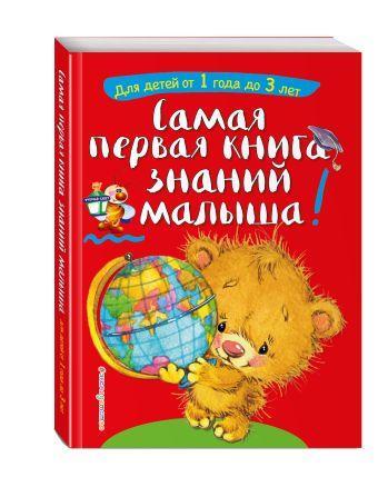 Самая первая книга знаний малыша: для детей от 1 года до 3 лет С. А. Буланова, Т. М. Мазаник