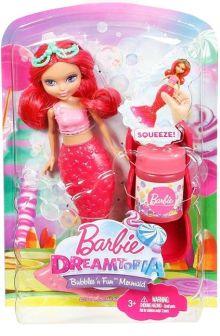 Barbie® Маленькие русалочки с пузырьками в ассортименте (3) (Dreamtopia)