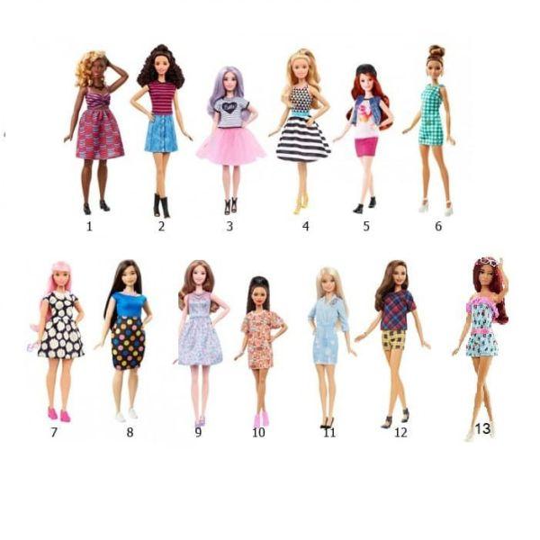 """Barbie® Куклы из серии """"Игра с модой"""" в ассортименте (Игра с модой)"""