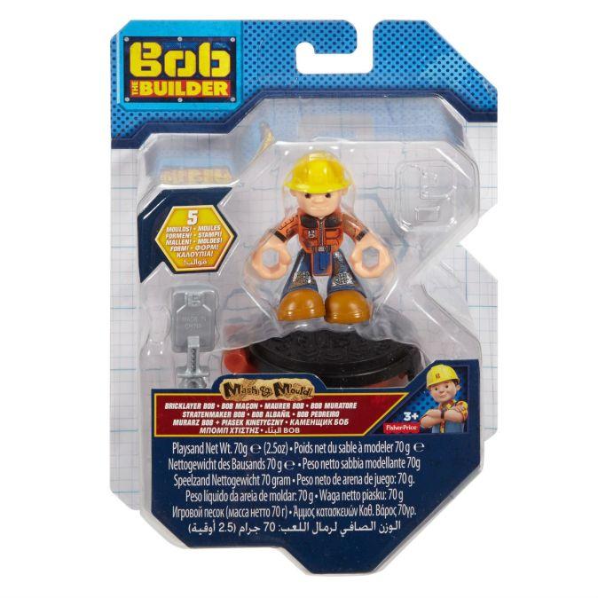 Боб-строитель. Фигурка Боб-строитель с аксессуарами и песком (Bob the Builder)
