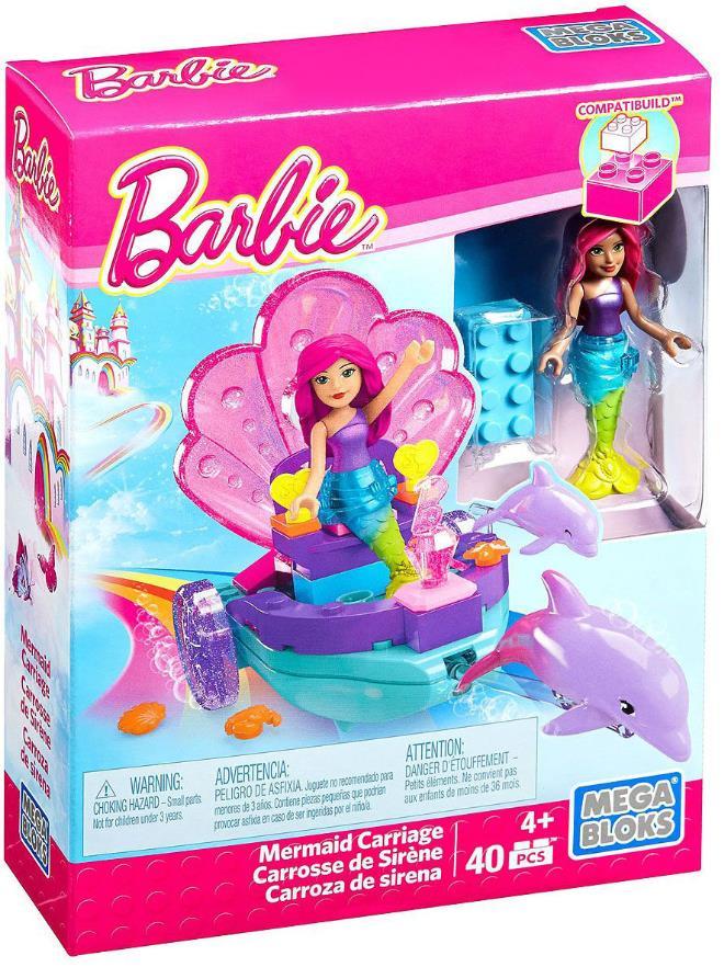 Barbie: сказочные игровые наборы (Barbie) игровые наборы schleich принадлежности по уходу за лошадьми