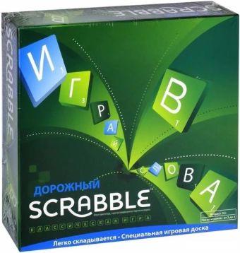 Скраббл Дорожный (Scrabble)