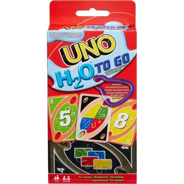 Фото - Настольная игра «УНО H2O» (UNO) настольная игра уно дисплей uno