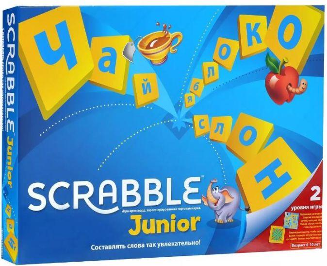 Скраббл Джуниор (Scrabble)