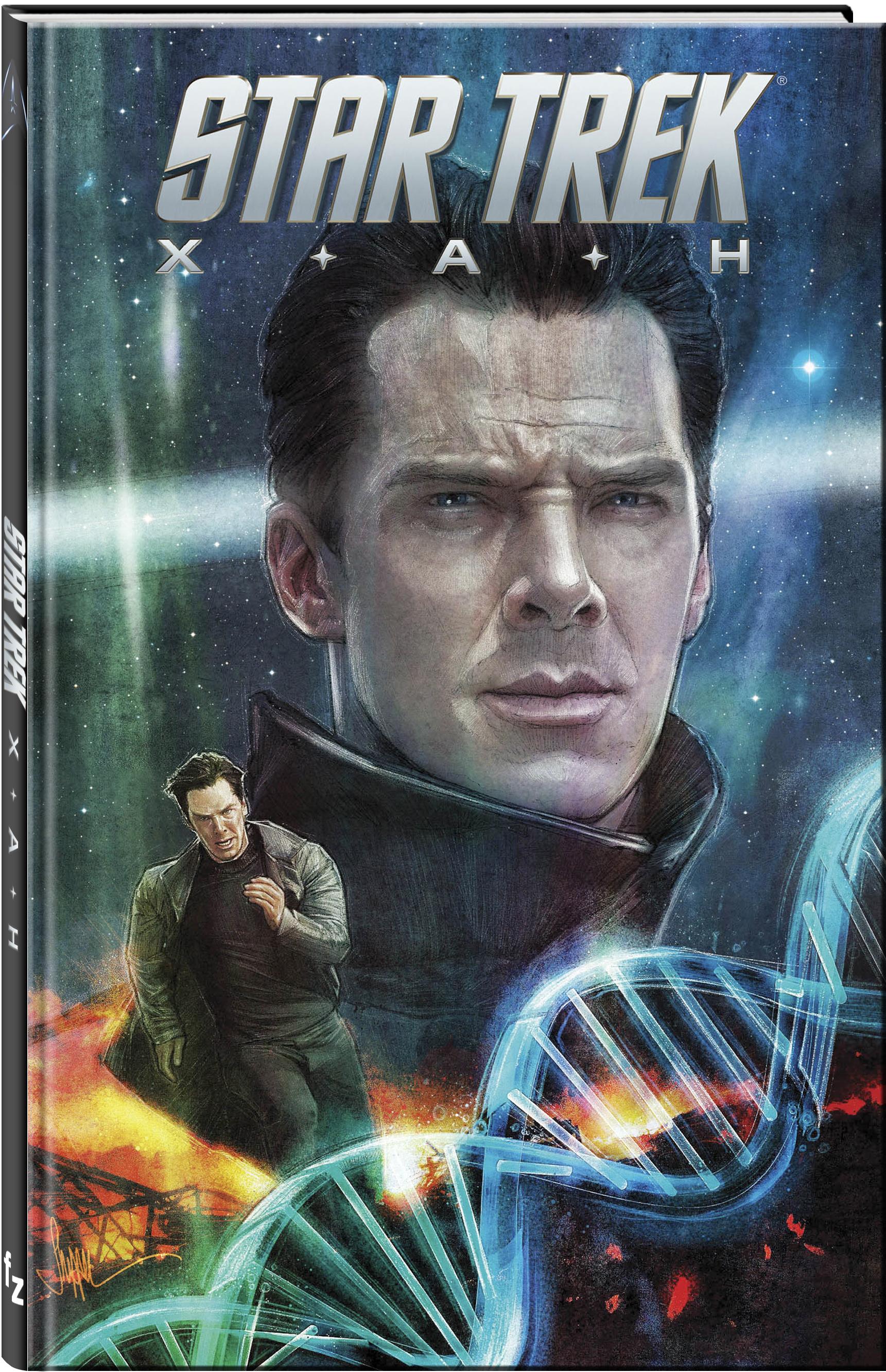 Джонсон М. Стартрек / Star Trek: Хан