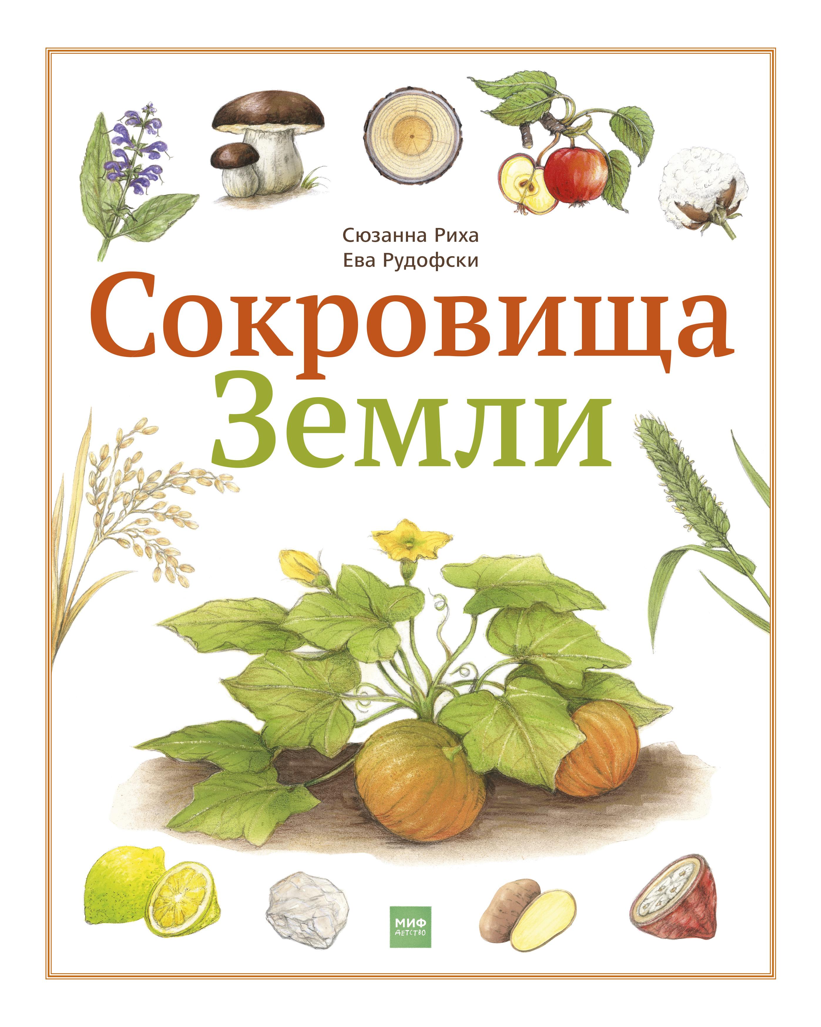 Сюзанна Риха, Ева Рудофски Сокровища Земли цена и фото