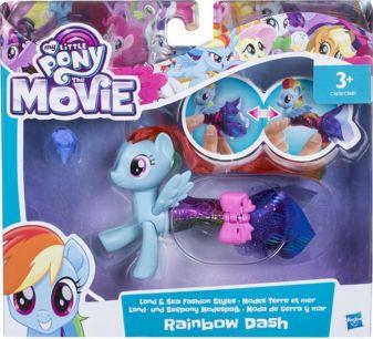 """My Little Pony - My Little Pony """"Мерцание"""" Пони в волшебных платьях (C0681) обложка книги"""