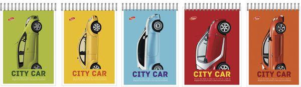 """Бл 40л Wсп А6 кл  8451/5-EAC ВД лак """"City Car"""""""