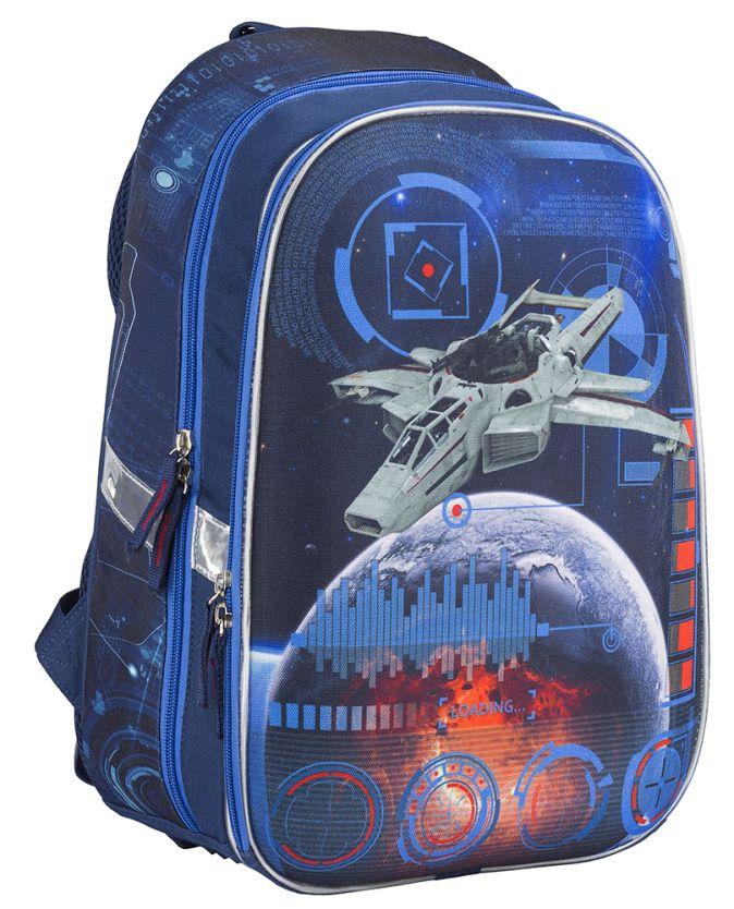SKEB-UT8-866 Рюкзак. Каркасный, EVA фронтальная панель. Размер: 39 х 28 х 15 см. Seventeen Kids