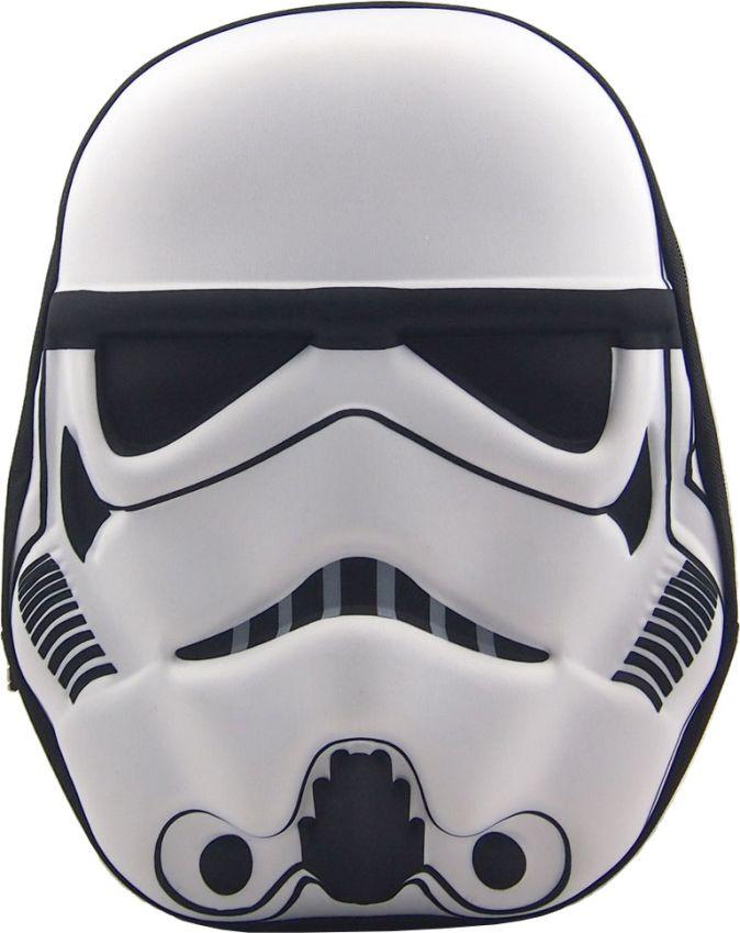 SWEB-UT3-E200 Рюкзак малый с EVA крышкой, одно основное отделение на молнии; лямки свободно регулируются по длине. Размер: 34 x 27 x 9 см. Star Wars