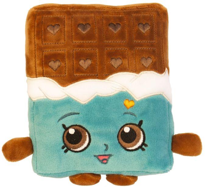 """Мягкая игрушка """"Шоколадка Чеки""""  20 см ТМ Шопкинс"""