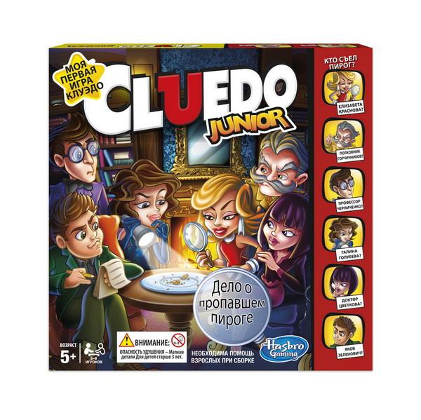 Настольная игра «Мое первое Клуэдо»