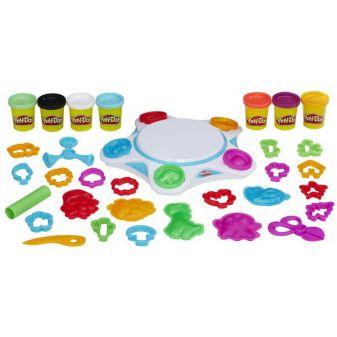 """PLAY-DOH - Play-Doh Touch Набор """"Оживающие фигуры"""" Студия (C2860) обложка книги"""