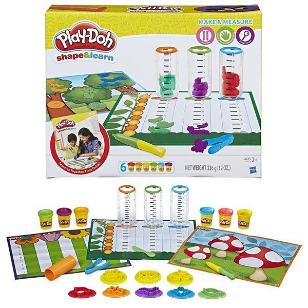 """Play-Doh Игровой набор """"Лепи и изучай"""" (B9016)"""