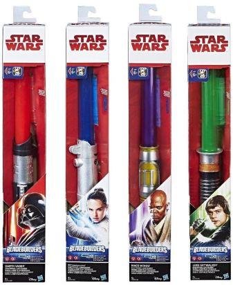 STAR WARS - Star Wars Электронный световой меч. Эпизод 8 (C1568) обложка книги
