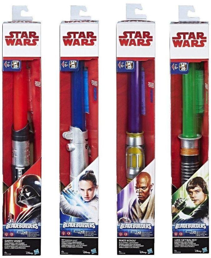 Star Wars Электронный световой меч. Эпизод 8 (C1568) STAR WARS