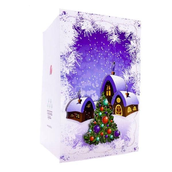 Набор Прямые Ручки для создания объемной открытки (3D) Снег идет набор для создания объемной аппликации мои питомцы