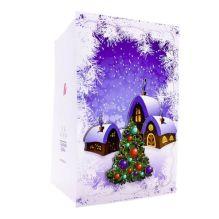 Набор Прямые Ручки для создания  объемной открытки (3D) Снег идет