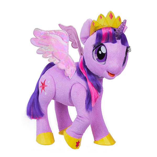"""My Little Pony - My Little Pony """"Сияние"""" интерактивная Твайлайт Спаркл (C0299) обложка книги"""