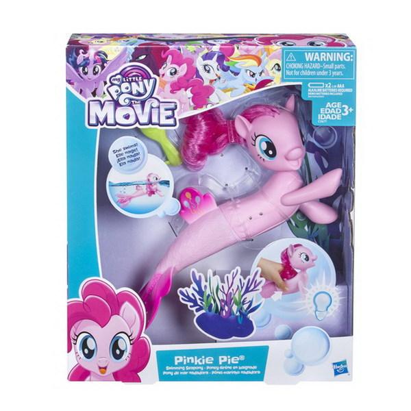 """My Little Pony - My Little Pony """"Мерцание"""" интерактивная Пинки Пай (C0677) обложка книги"""