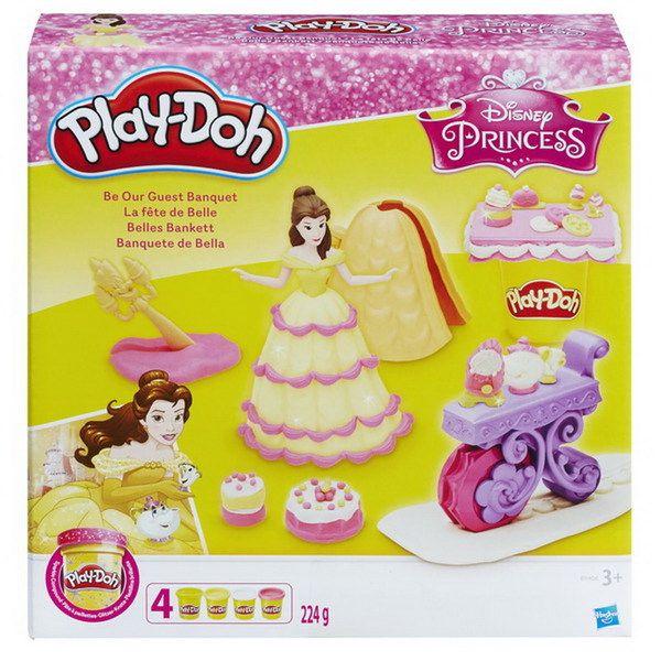"""Play-Doh Игровой набор """"БАНКЕТ БЕЛЛЬ"""" (B9406) PLAY-DOH"""