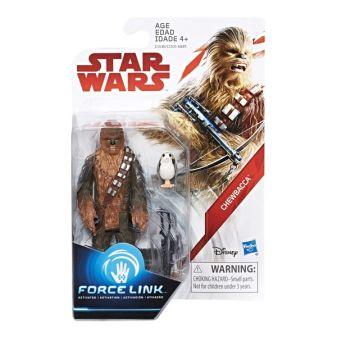 Star Wars - Star Wars Фигурка с двумя аксессуарами 9см синий ассорт. Эпизод 8 (C1531) обложка книги