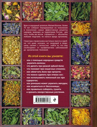 Большой справочник народной медицины. 3000 рецептов из более 300 лекарственных растений Матвей Волгин