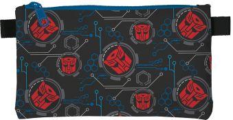 TREB-MT2-455 Пенал. Прямоугольной формы, на молнии. Размер: 11,5 х 22 х 1 см. Transformers Prime