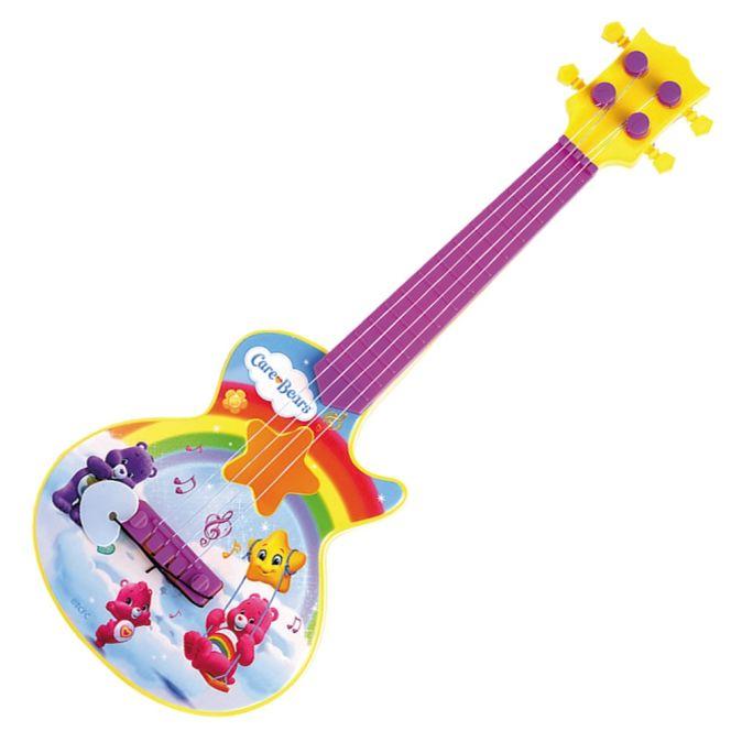 Гитара с медиатором. ТМ Care Bears Заботливые мишки