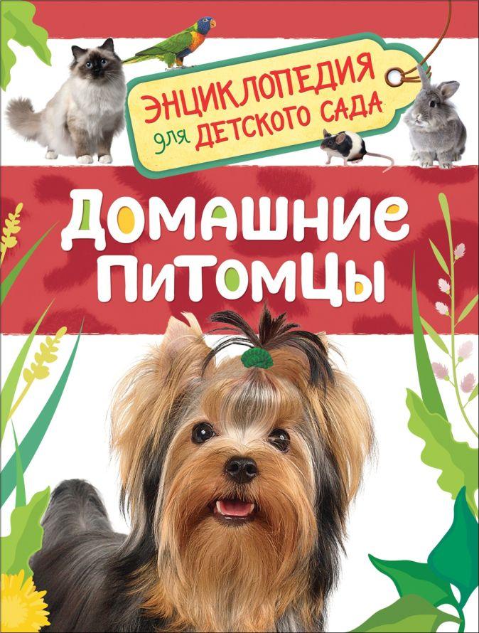 Домашние питомцы (Энциклопедия для детского сада) Травина И. В.