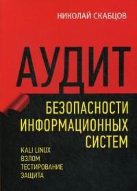 Скабцов Н В - Аудит безопасности информационных систем обложка книги