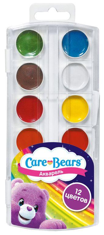 Акварель 12 цв. Care Bears™