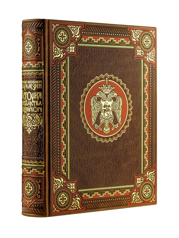 купить книгу в кожаном переплете подарочное издание