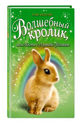 Сью Бентли - Волшебный кролик, или Гость с Лунной Поляны (выпуск 6) обложка книги
