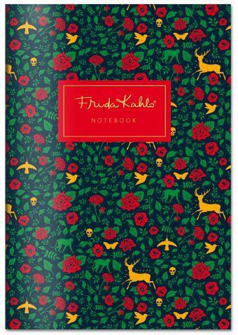 Блокнот. Фрида Кало (А5, мягкая обложка) (оф. 2)