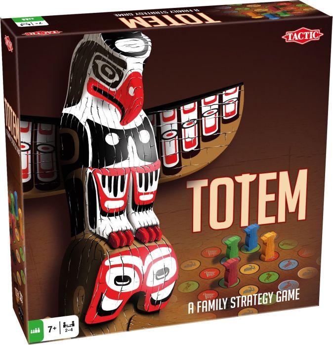 Настольная игра «Тотем»