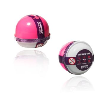 "Пластилин для лепки ""Жвачка для рук ""Nano gum"", аромат чупа-чупса"", 25 гр."