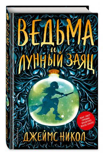 Джеймс Никол - Ведьма и лунный заяц обложка книги