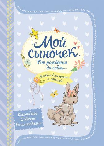 Котятова Н. И. - Мой сыночек от рождения до года обложка книги