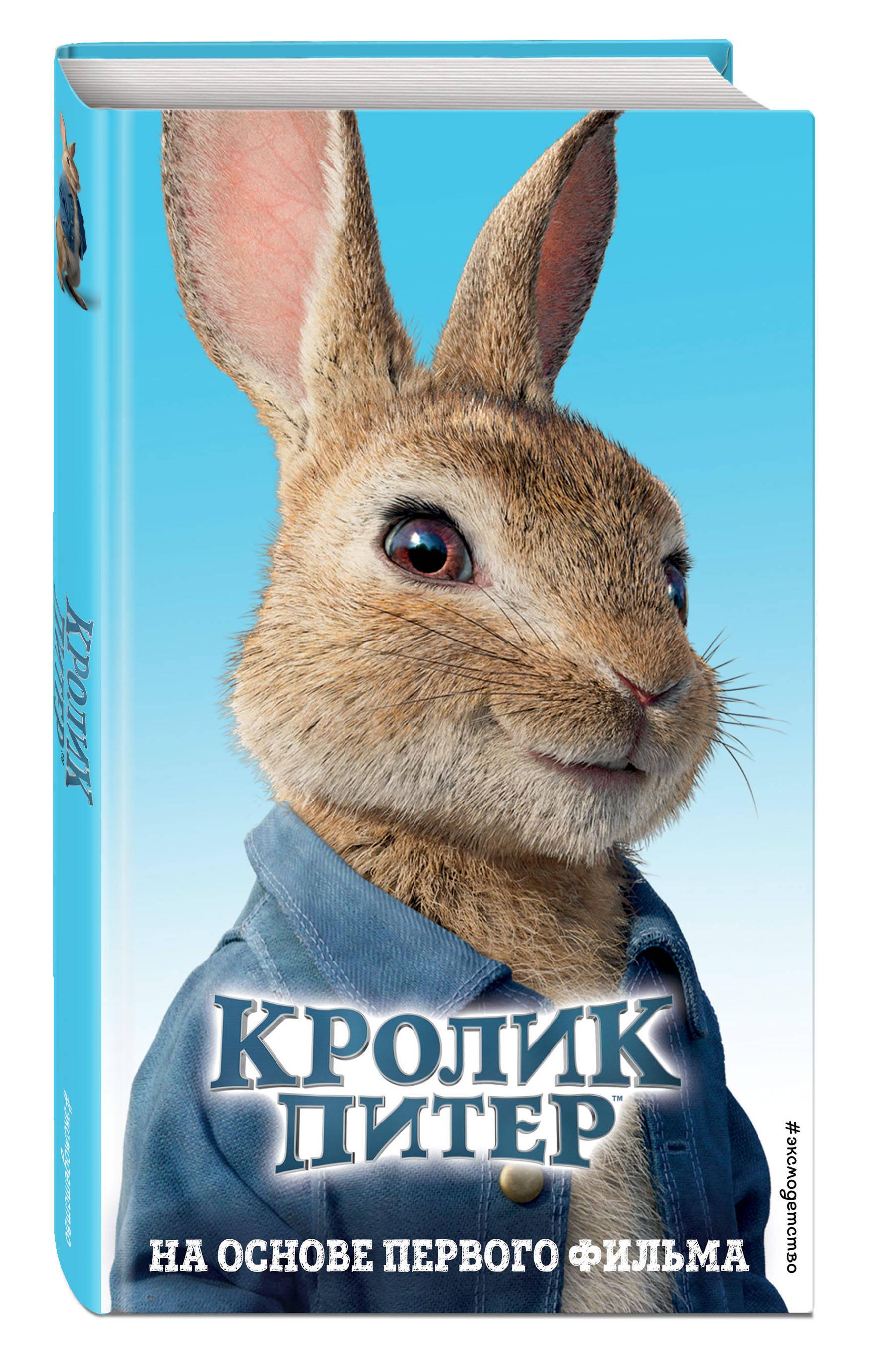 Кролик Питер книга росмэн поттер б всё о кролике питере