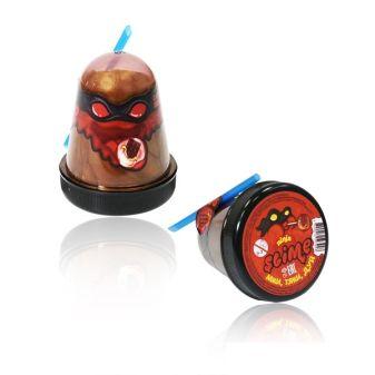 """Игрушка ТМ """"Slime """"Ninja"""" с ароматом шоколада, 130 г."""
