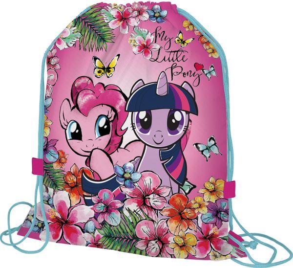 Мешок для обуви.Размер:43 х 34 х 1 см. My Little Pony