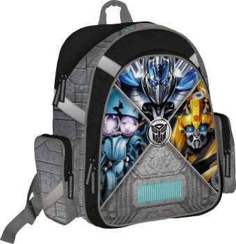 Рюкзак. Эргономичная спинка. Размер: 38 x 29 x 13 см. Transformers Prime