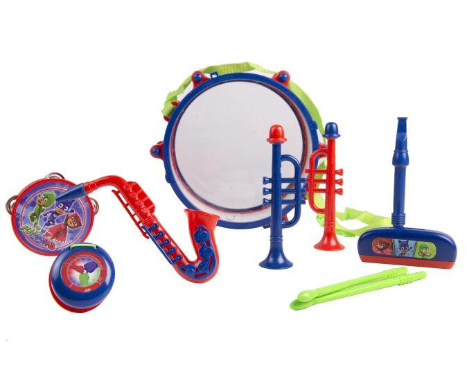 Набор муз.инструментов с барабаном PJ MASKS